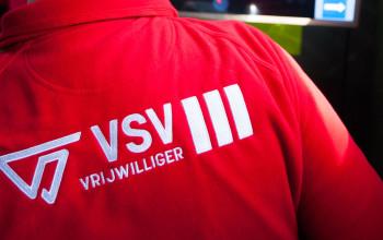 Lancering VSV-vrijwilligers